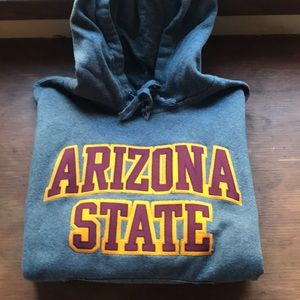 Other - ARIZONA STATE college hoodie